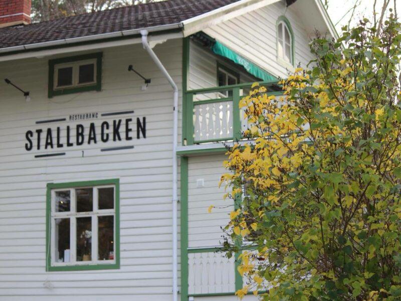 Restaurang Stallbacken 1